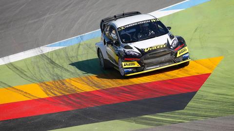 FIA WORLD RALLYCROSS HOCKENHEIM
