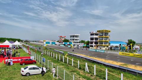 MADRAS MOTOR RACE TRACK