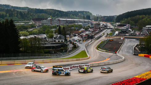 FIA WORLD RALLYCROSS SPA