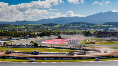 FIA WORLD RALLYCROSS BARCELONA