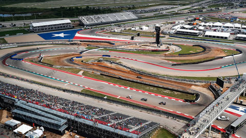 FIA WORLD RALLYCROSS CIRCUIT OF THE AMERICAS