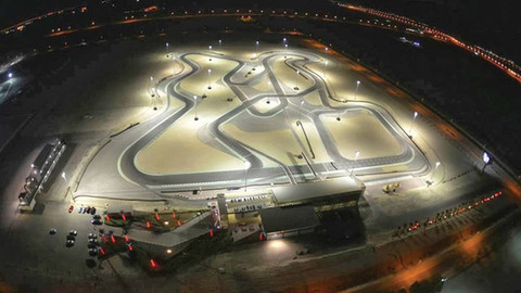 BAHRAIN INTERNATIONAL KART CIRCUIT