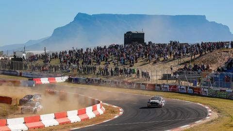 FIA WORLD RALLYCROSS CAPE TOWN