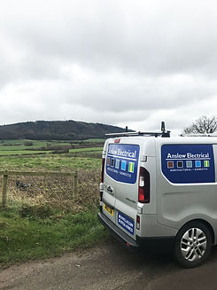 Anslow Electrical your local electrician in Shropshire