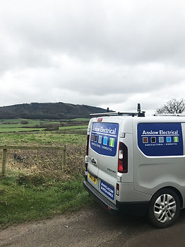 Anslow Electrical | Agricultural & Domestic electrician in Shropshire