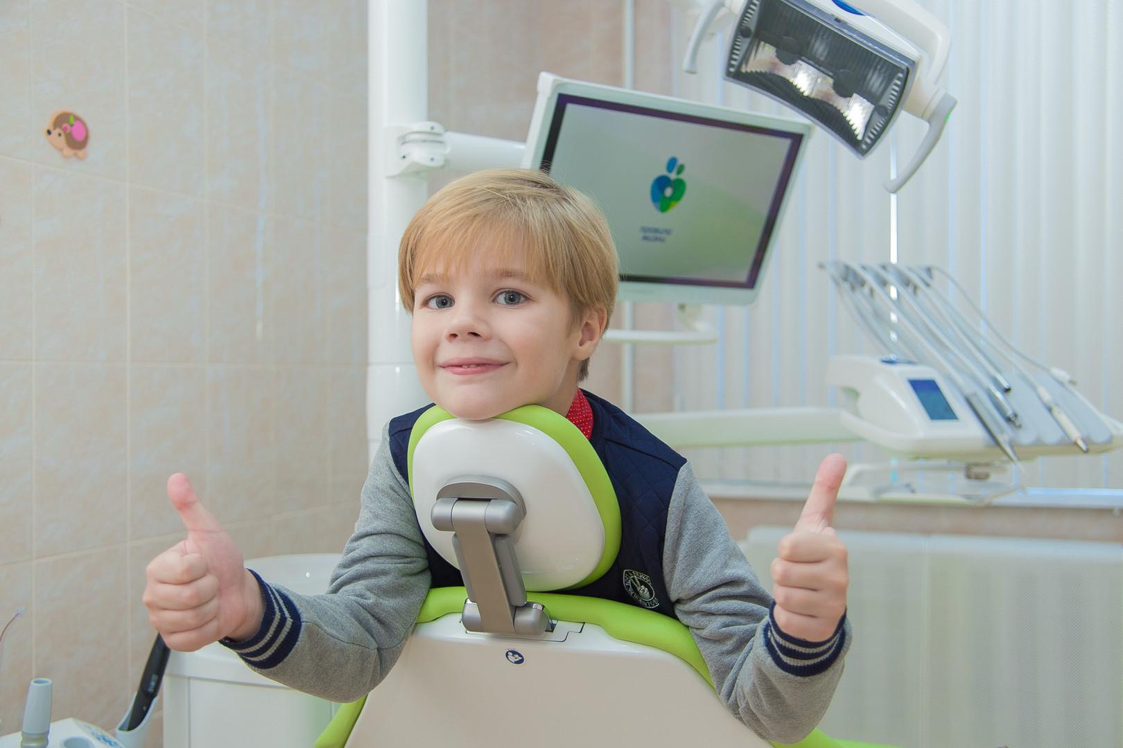 Лечить зубы - не страшно!
