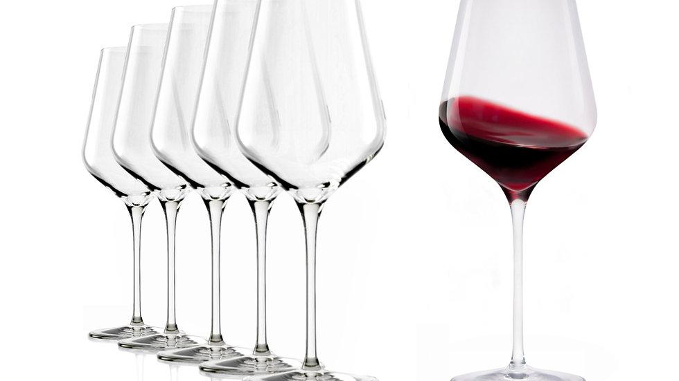 6 pcs QUATROPHIL 231 00 01 Vino Rosso