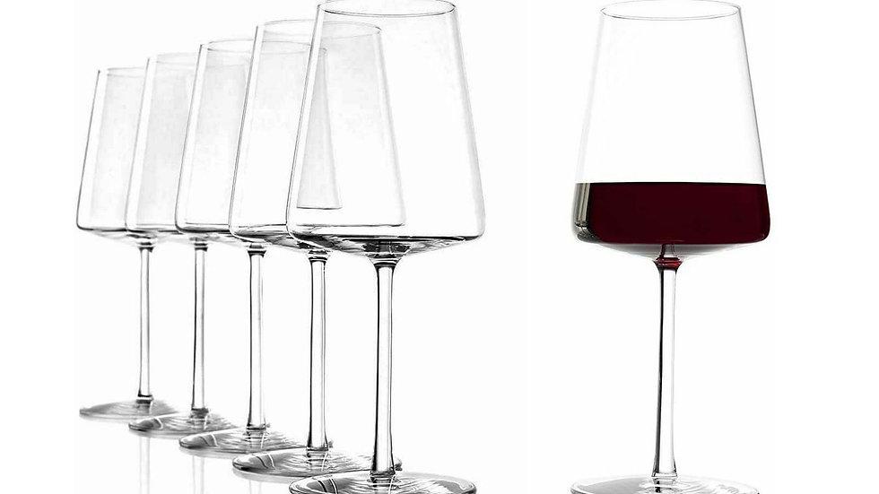 6 pcs POWER 159 00 01 Vino Rosso