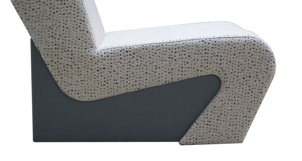 Fauteuil Z'in by Fred H Design