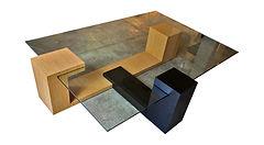 Table Basse design by Fred Hernandez
