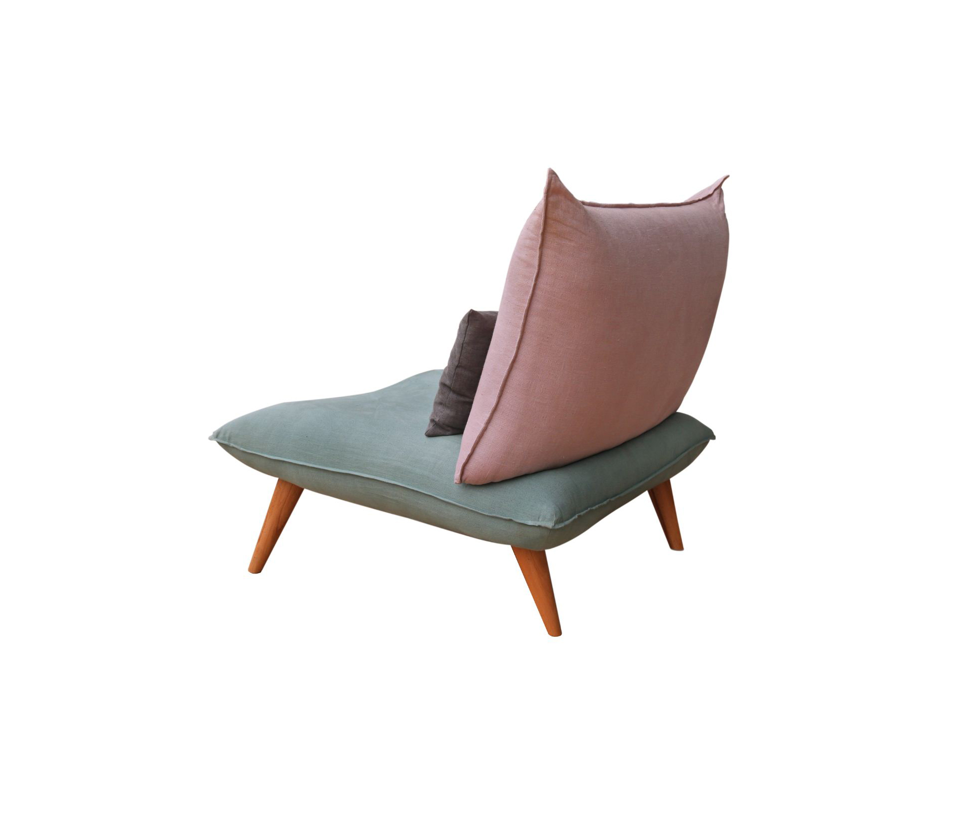 Fauteuil Bô M by Fred Hernandez