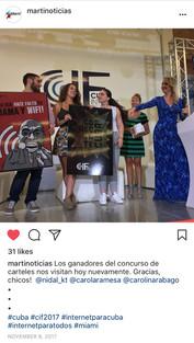 Post for Martí Noticias Miami