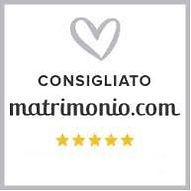 Logotipo di matrimonio.com: servizi per matrimoni