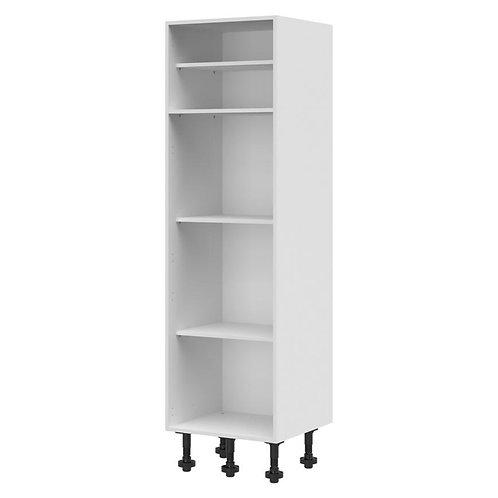 600mm Matt Slab Larder Tower Cabinet (Doors Included)