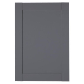 Slate grey shaker style