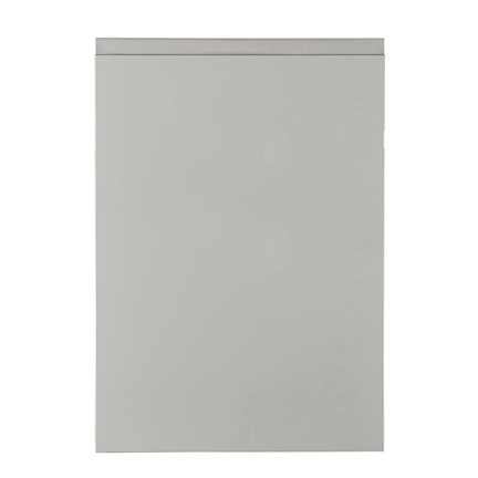 Dove grey handleless
