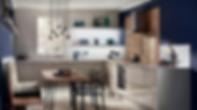 handleless door kitchen
