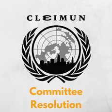 Economic and Social Passes Resolution Regarding the Economic & Social Impact of Currency Manipul