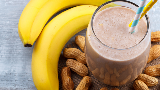 Peanut Butter and Banana Shakeology