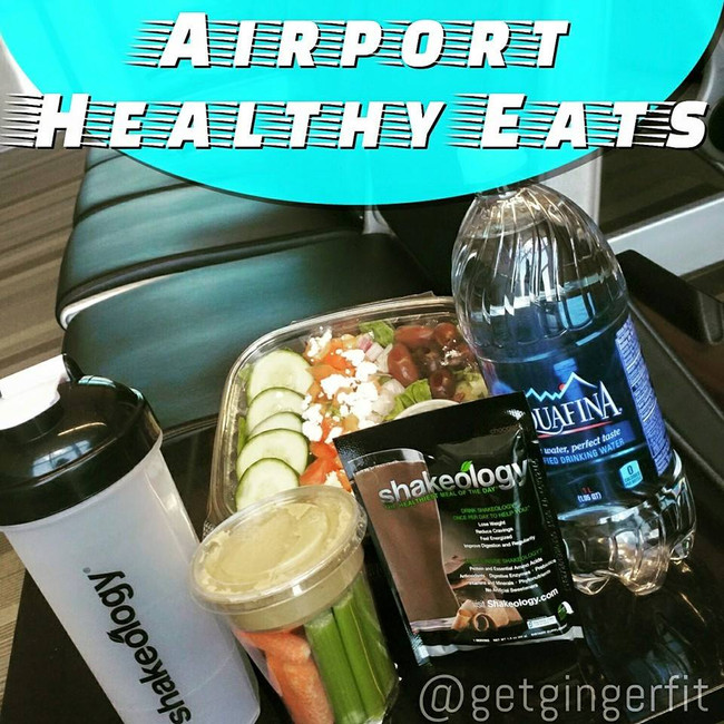You CAN Eat Healthy While You Travel!