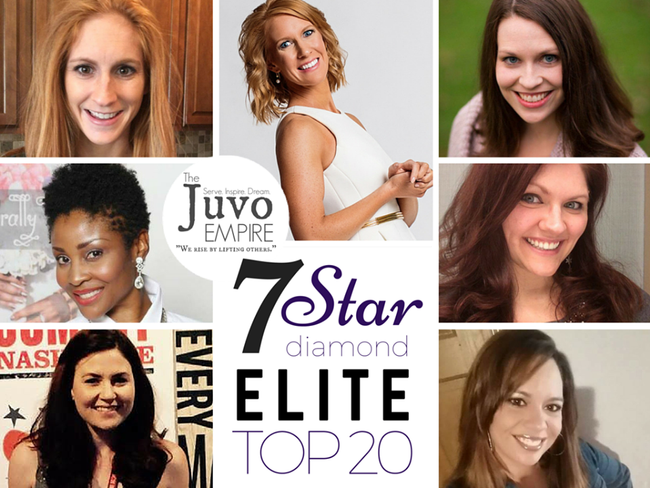 The Juvo Empire is a... 2015 7 Star Diamond ELITE TOP 20 TEAM!!