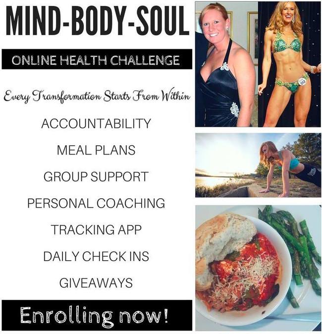 Mind-Body-Soul Health Challenge