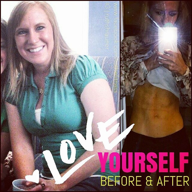 Love Yourself Before AND After