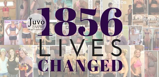 *1856 Lives Changed in 2015*