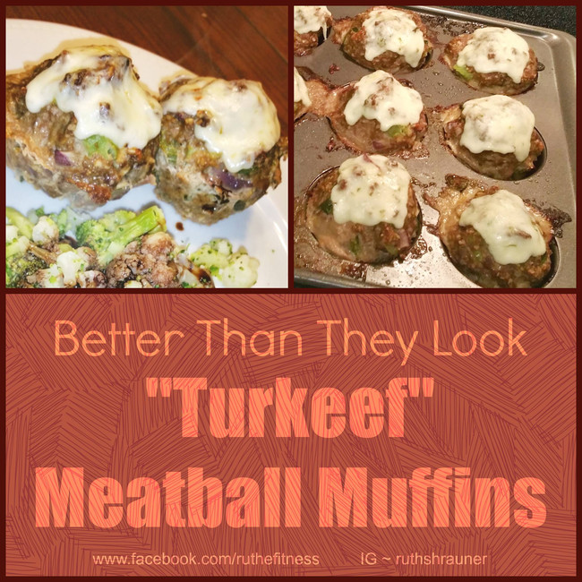 Turkey/Beef Meatballs