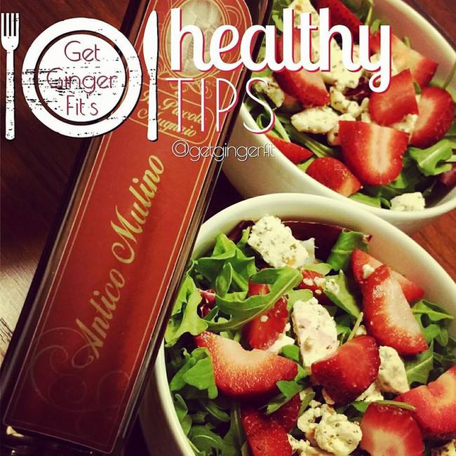 Healthy Salad Tips