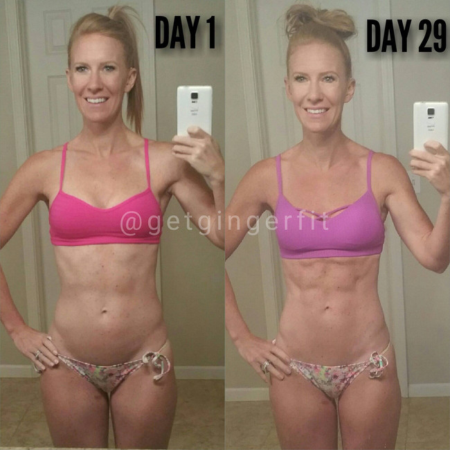 30 Day Progress With a Dose of Reality