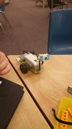 Milo The Exploration Rover