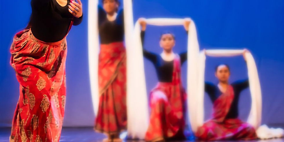 Ektaa Center & Arpana Dance Academy Presents The Color of her Heart, Irvine CA
