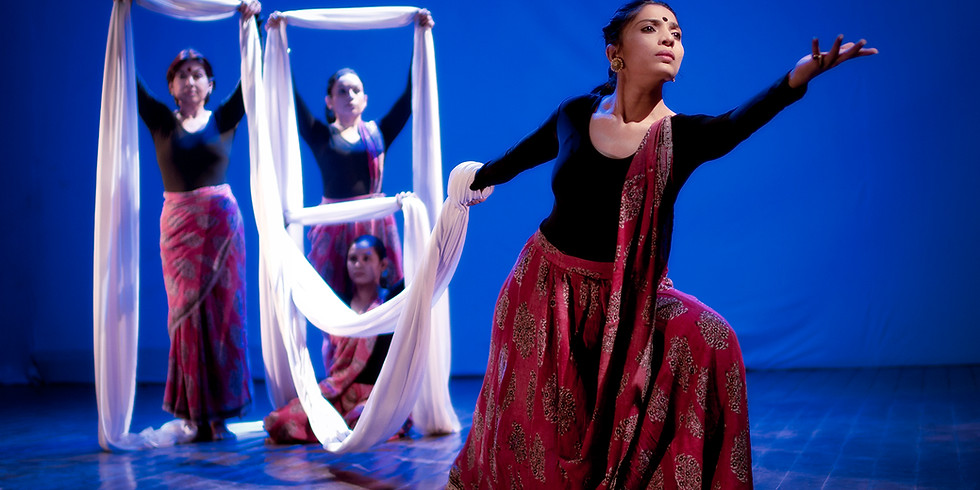 Seattle - The Colors of Her Heart, A dance performance
