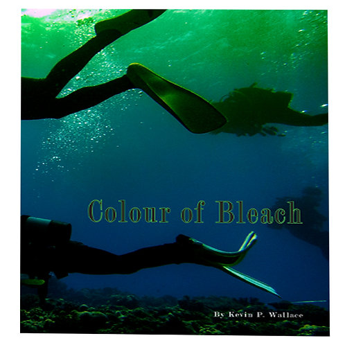 Colour of Bleach | Artist Book (pre-sale)