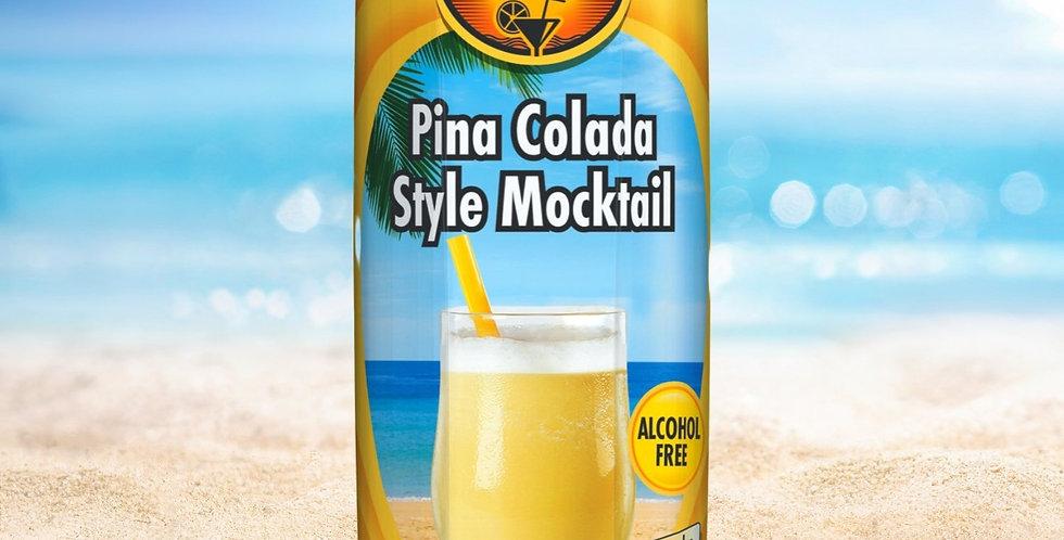 DR010. Pina Colada Mocktail Drink (Non-Alcoholic)