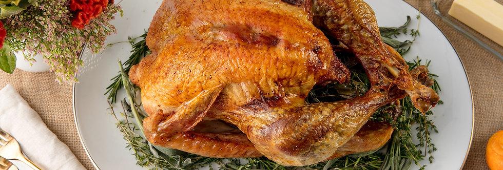 TU001. Premium Cooked Whole Turkey 美國大隻火雞( 熟食)約10-12磅