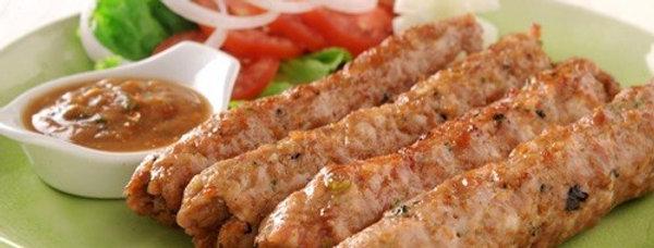 SK004. Chicken Shish Kebab (Cooked) 英國烤箱板羊肉串