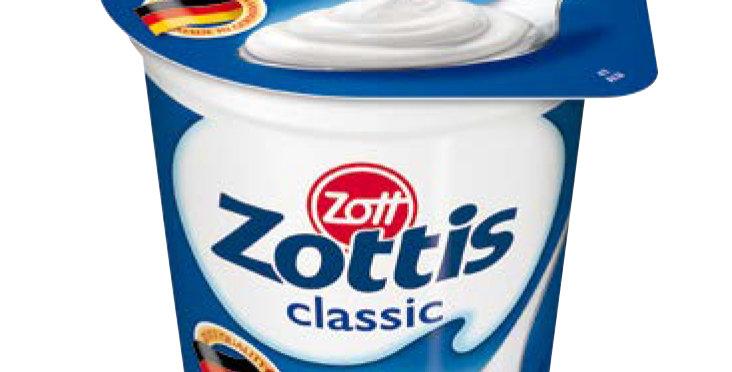 DA013. Zottis Classic Natural Yoghurt 400g