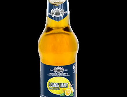 DR002. Lemon Flavour Sparkling Malt Drink (Non-Alcoholic) 健康有氣麥汁(檸檬味)