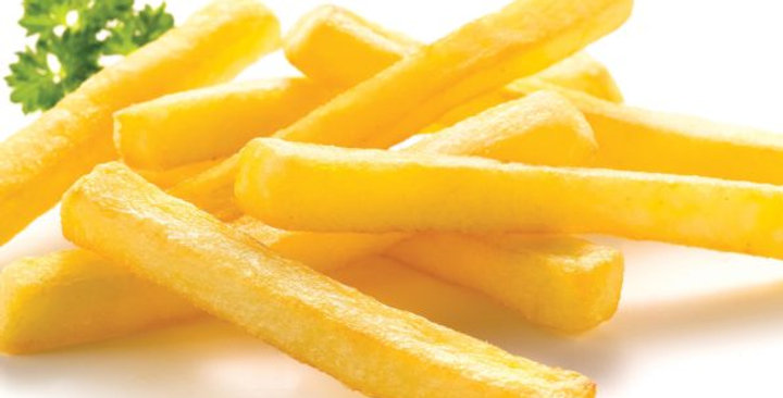 FF002.5. Straight Cut Fries (10mm/10mm) 比利時特脆炸薯條