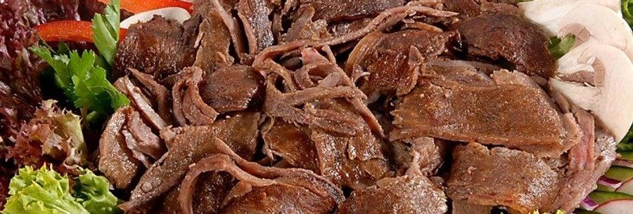 DK003. Turkey Meat Doner Kebab (Cooked) 英國烤火雞肉片(熟)