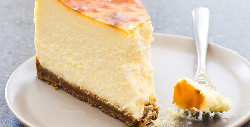 CA016. Baked Cheese Cake (12 slices) 焗芝士蛋糕