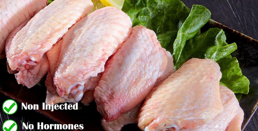 CH010. Fresh Frozen Chicken Mid Wings 泰國優質急凍雞中翼(無激素/無荷爾蒙)