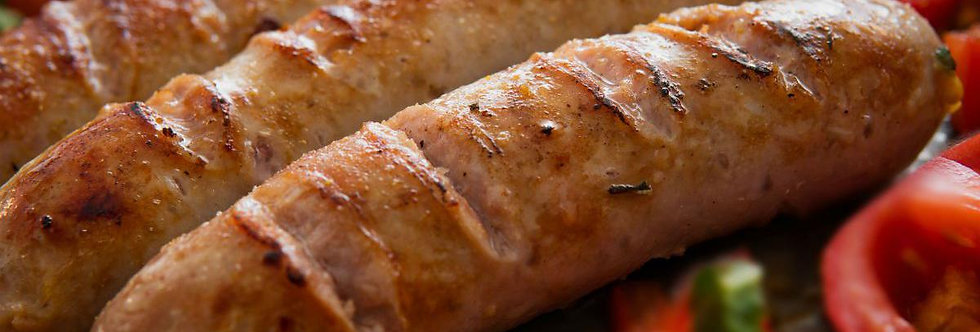 CC007. Smoked Beef and Chicken Sausage 荷蘭煙燻雞牛腸