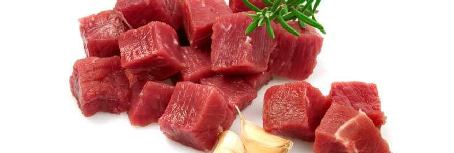 BE003. Fresh Frozen Beef Cubes Boneless 美國無骨牛丁 (冰鮮)