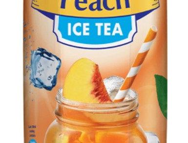 DR017. Peach Ice Tea Drink