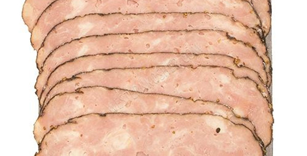 CC003. Turkey Pastrami Slices 荷蘭煙燻火雞切片