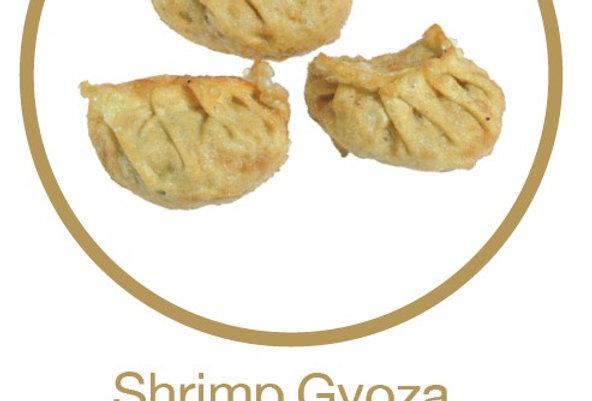 DS005. Shrimp Gyoza 星加坡鮮蝦鍋貼