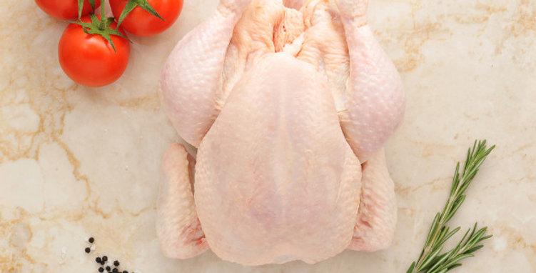 CH017. Fresh Frozen Whole Chicken 南美急凍全雞( 1公斤)
